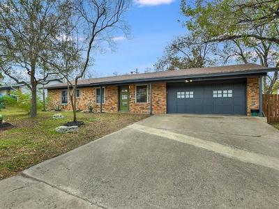 Austin Single Family Home For Sale: 1207 Fairfield Dr