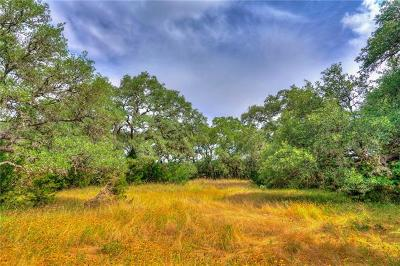 Driftwood Residential Lots & Land For Sale: 1400 Driftwood Valley Trail