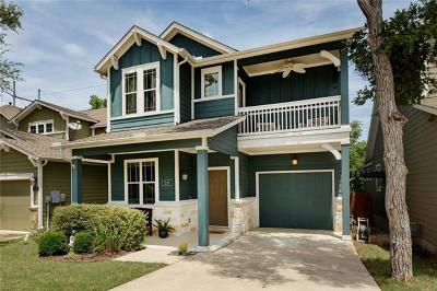 Hays County, Travis County, Williamson County Single Family Home Pending - Taking Backups: 1308 Central Park Ct