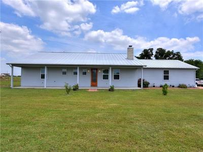 Bastrop County Single Family Home For Sale: 513 Watterson Rd