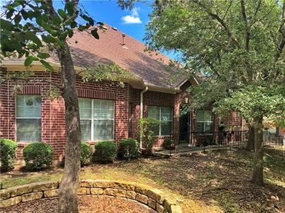 Travis County, Williamson County Condo/Townhouse For Sale: 5515 Davis Ln #84