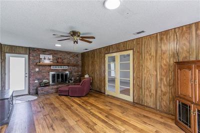 Rockdale TX Single Family Home Pending - Taking Backups: $121,500