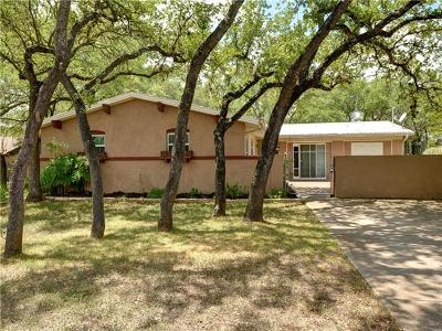 Austin Single Family Home For Sale: 104 N Lake Hills Dr