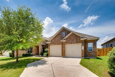 Pflugerville Single Family Home For Sale: 19428 Sangremon Way