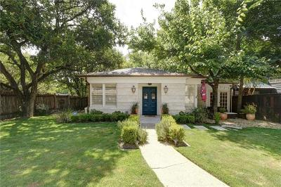 Austin Multi Family Home For Sale: 2009 Vista Lane