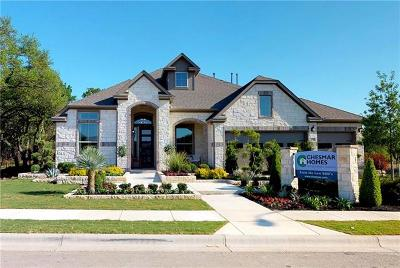 Round Rock Single Family Home For Sale: 3929 Stanyan Dr