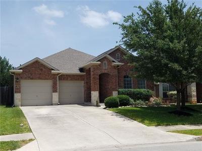 Cedar Park Single Family Home Pending - Taking Backups: 304 Arrowhead Trl