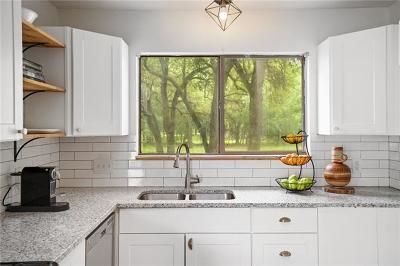 San Marcos Single Family Home Pending - Taking Backups: 321 Hunter Ridge Rd