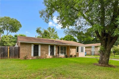 Austin Single Family Home For Sale: 1204 Arthur Stiles Rd