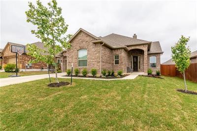 Pflugerville Single Family Home For Sale: 18332 Orvieto Dr