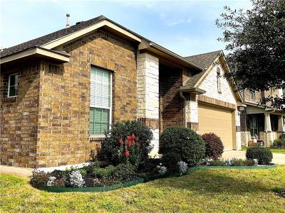 Buda Single Family Home For Sale: 954 Clear Springs Holw