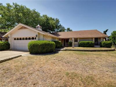 Spicewood Single Family Home Pending - Taking Backups: 429 Coventry Rd