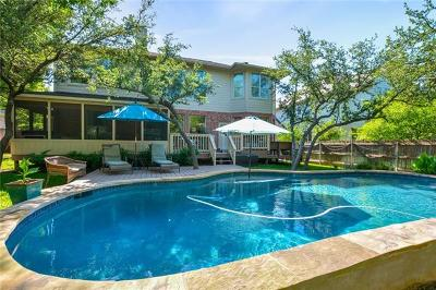 Round Rock Single Family Home Pending - Taking Backups: 1239 Pine Forest Cir