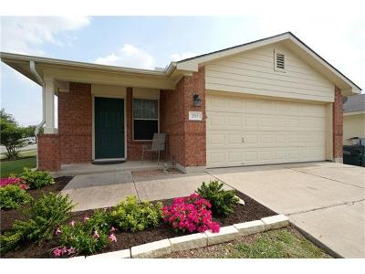 Buda Single Family Home For Sale: 282 Black Forest Rd