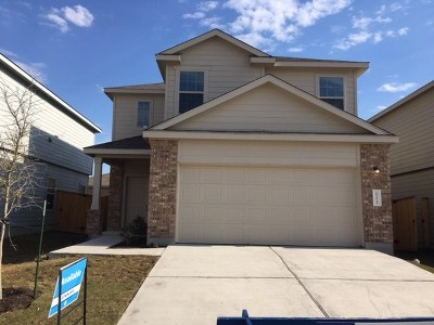 Jarrell Single Family Home For Sale: 121 Comet Dr