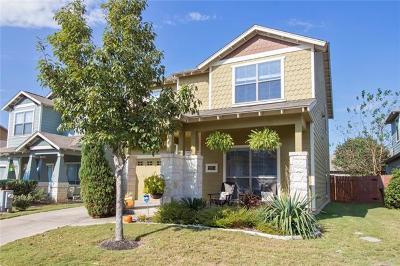 Austin Single Family Home Pending - Taking Backups: 2204 Amur Dr