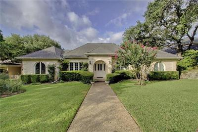 Hays County, Travis County, Williamson County Single Family Home Pending - Taking Backups: 6507 Torrey Pines Cv