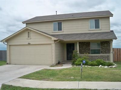 Austin Single Family Home Pending - Taking Backups: 15007 Mimebark Way