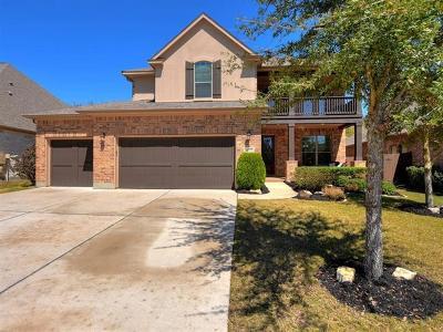 Austin Single Family Home For Sale: 12404 Mediterra Pl