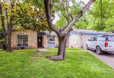 Austin TX Single Family Home For Sale: $314,999