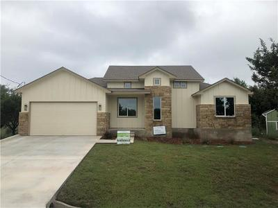 Dripping Springs TX Single Family Home For Sale: $334,800