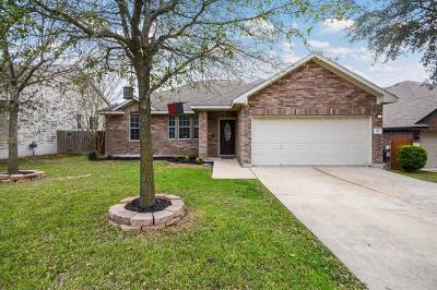 Leander Single Family Home For Sale: 305 Olmos Dr