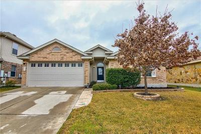 Pflugerville Single Family Home Pending - Taking Backups: 19116 Keeli Ln