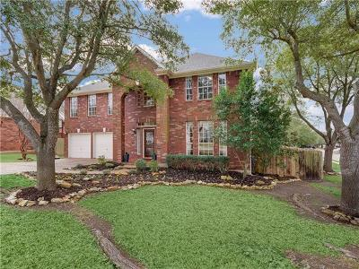 Austin Single Family Home Active Contingent: 5402 Merrywing Cir