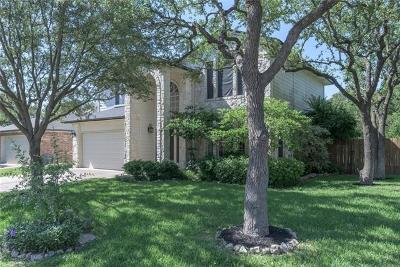 Hays County, Travis County, Williamson County Single Family Home For Sale: 4829 Chesney Ridge Dr
