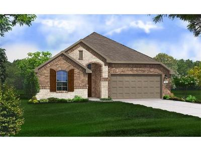 Pflugerville Single Family Home For Sale: 3813 Rhythmic Dr