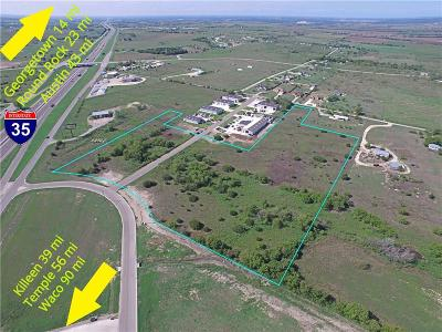 Jarrell Residential Lots & Land For Sale: County Rd 306