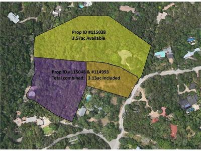 West Lake Hills Residential Lots & Land Active Contingent: Buckeye Trail