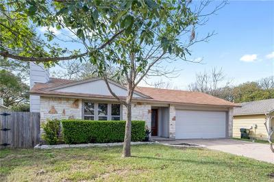 Austin Single Family Home For Sale: 11920 Hardwood Trl