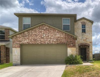 Travis County Single Family Home Pending - Taking Backups: 9421 Southwick Dr