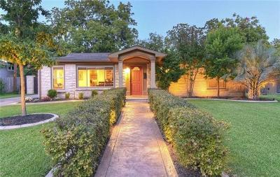 Travis County Single Family Home Pending - Taking Backups: 5909 Cary