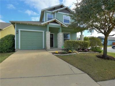 Austin Single Family Home For Sale: 10701 Sorghum Hill Cv