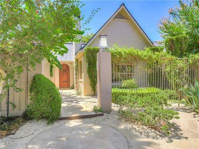 Austin Single Family Home For Sale: 1210 Marshall Ln