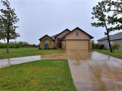 Bastrop County Single Family Home Pending - Taking Backups: 149 Mauna Kea Ln