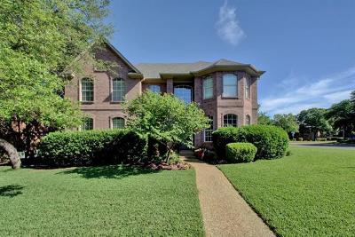Single Family Home For Sale: 8300 Jancy Dr