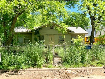 Austin Single Family Home For Sale: 745 Gunter St