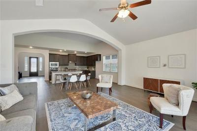 Pflugerville Single Family Home For Sale: 3500 Brown Dipper Dr