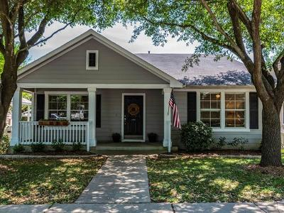 Hays County Single Family Home For Sale: 5820 McNaughton