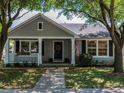 Kyle Single Family Home For Sale: 5820 McNaughton