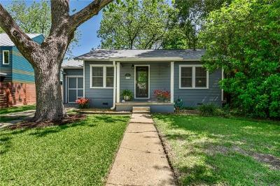 Austin TX Single Family Home For Sale: $417,500