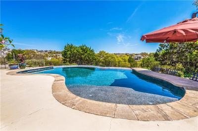 Leander Single Family Home Pending - Taking Backups: 1924 Harvest Dance Dr