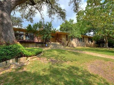 Single Family Home For Sale: 4300 Balcones Dr