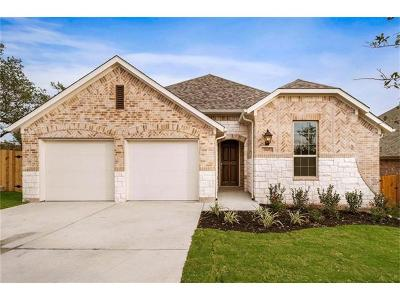 Lago Vista Single Family Home For Sale: 7605 Turnback Ledge Trl