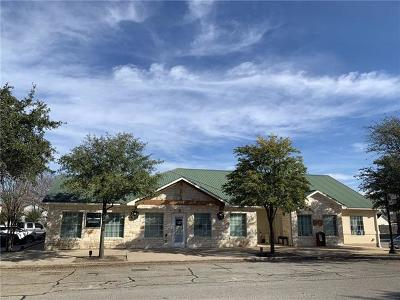 Commercial For Sale: 104, 201, & 203 W Main St
