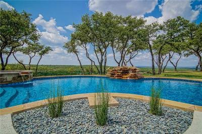 Dripping Springs Single Family Home For Sale: 10010 Grand Summit Blvd