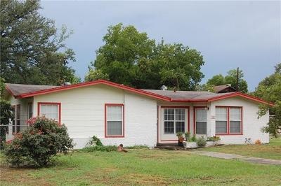 Lockhart Single Family Home Pending - Taking Backups: 101 Navidad St